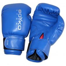 Перчатки боксерские Бойко-Спорт (кожа)