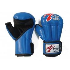 Перчатки для рукопашного боя FIGHT-2(кожзам)
